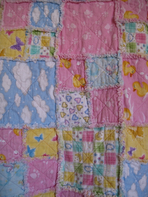 Julie's blanket